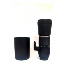 Objetivo Tamron SP 200-500mm f5.0-6.3 DI AF Nikon
