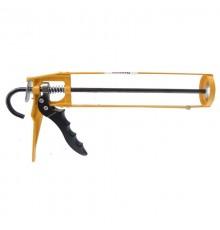 Pistola de silicona manual amarilla Panacon