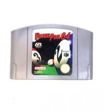 Juego Nintendo 64 Viartual Pool 64