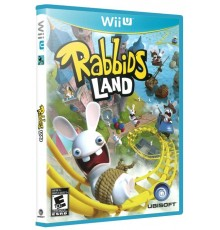 Juego Wii U Rabbids Land