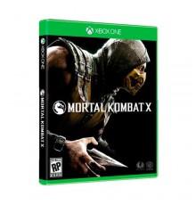 Juego X BOX One Mortal Kombat X