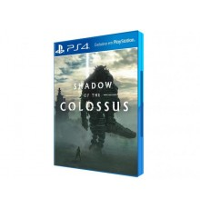 Juego PS4 Shadow of The Colossus