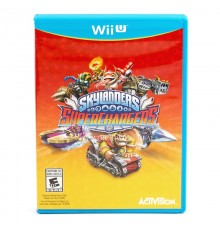 Juego Wii U Skylanders Superchargers
