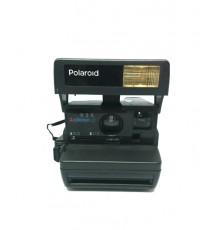 Cámara Instantánea Polaroid 636 Close up