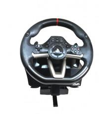 Volante y pedales PS4 Hori Racing Wheel Apex