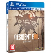 Juego PS4 Resident Evil 7 Biohazard Steelbook Edition