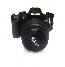 Cámara digital Réflex Nikon D7200 + Obj. 18-140 VR