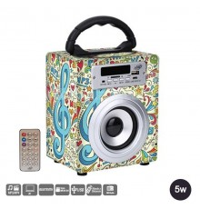 Reproductor serie Beat Boom Box Larry House