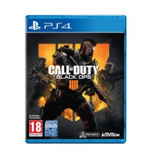 Juego PS4 One Call of Duty Black Ops IV