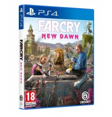 Juego PS4 Farcry New Dawn