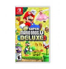 Juego Nintendo Switch New Super Mario Bros. U Deluxe