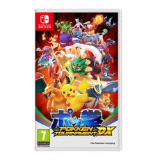 Juego Nintendo Switch Pokémon Tournament DX
