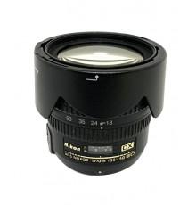 Objetivo Nikon AF-S 18-70mm f/3.5-4.5 DX G