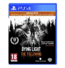 Juego PS4 Dying Light The Following