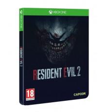 Juego Xbox One Resident Evil 2 Remake Steelbook