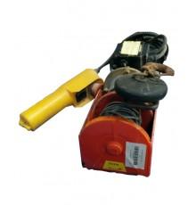 Polipasto eléctrico Grúa suspendida 220 V 100/200 kg