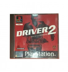 Juego PS1 Driver 2 Back On The Streets
