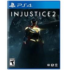 Juego PS4 Injustice 2