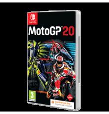 Juego Nintendo Switch Moto GP 20