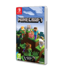 Juego Nintendo Switch Minecraft