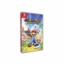 Juego Nintendo Switch Mario + Rabbids Kingdom Battle