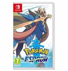 Juego Nintendo Switch Pokémon Espada