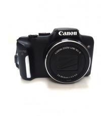 Cámara digital compacta Canon SX170 IS