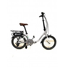 Bicicleta plegable eléctrica Megamo Chip 3.0